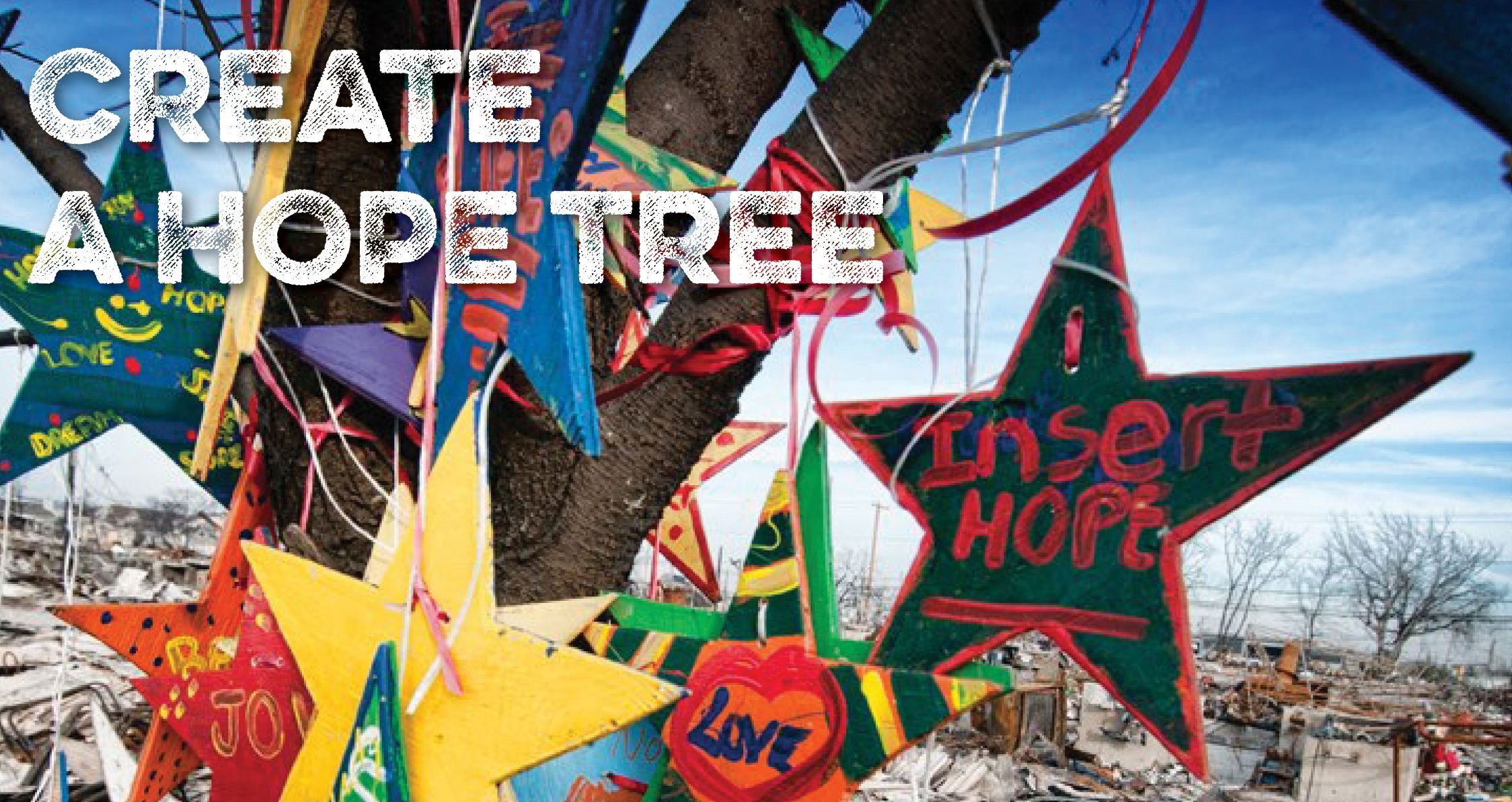 September 11, stars of hope, create hope, hope tree, 911 day
