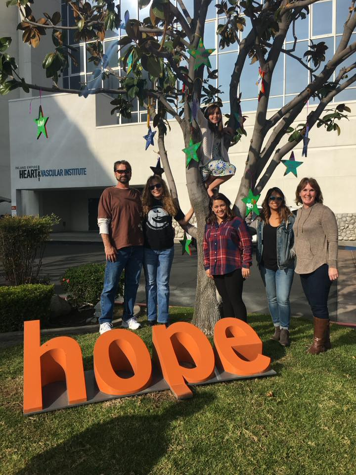 san bernardino, stars of hope hope