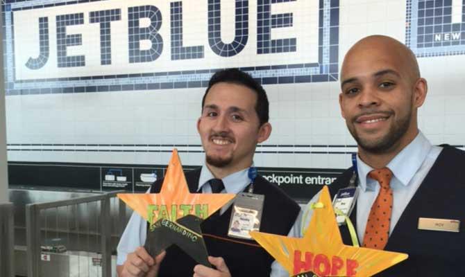 JetBlue Employees
