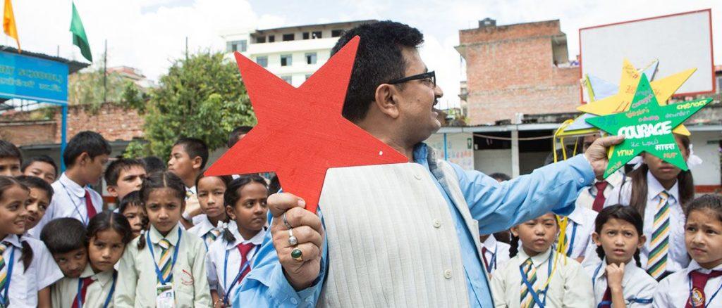 nepal, kathmandu, stars of hope