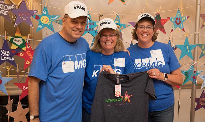 KPMG Stars of HOPE