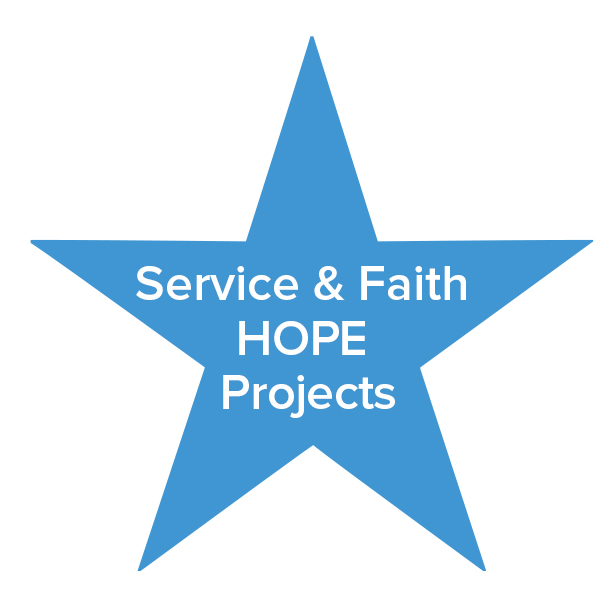 Service & Faith HOPE Projects