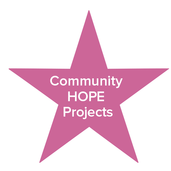 Community HOPE Projects