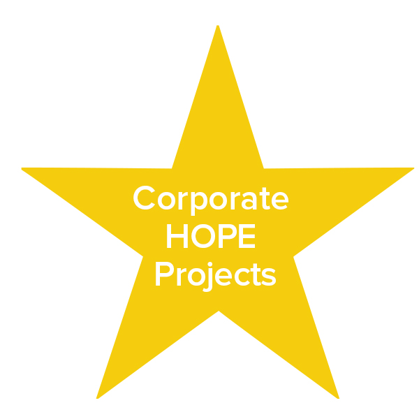 Corporate HOPE Projects