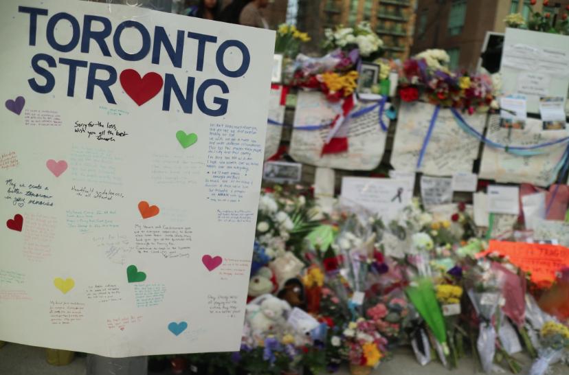 #HOPEALERT for Toronto