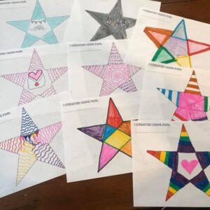 Paper Star Template