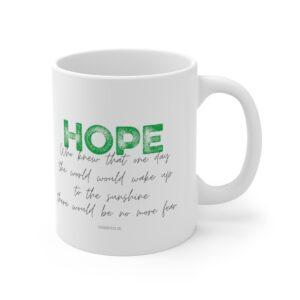 HOPE Mug 11oz
