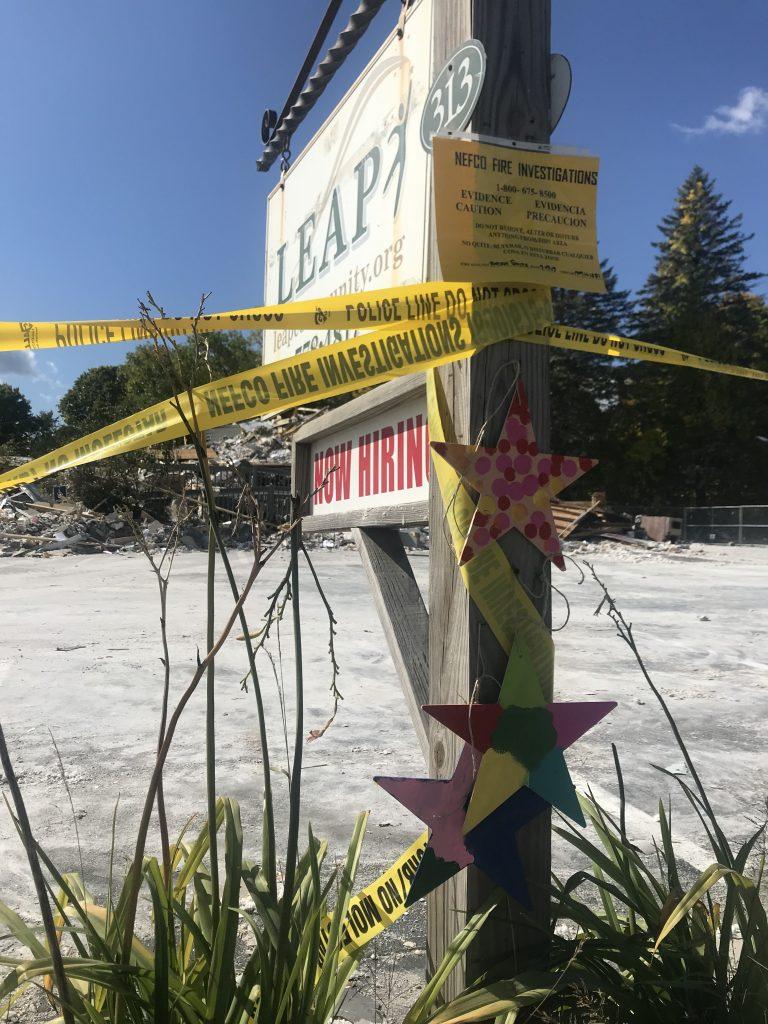 Stars of HOPE appear in Farmington
