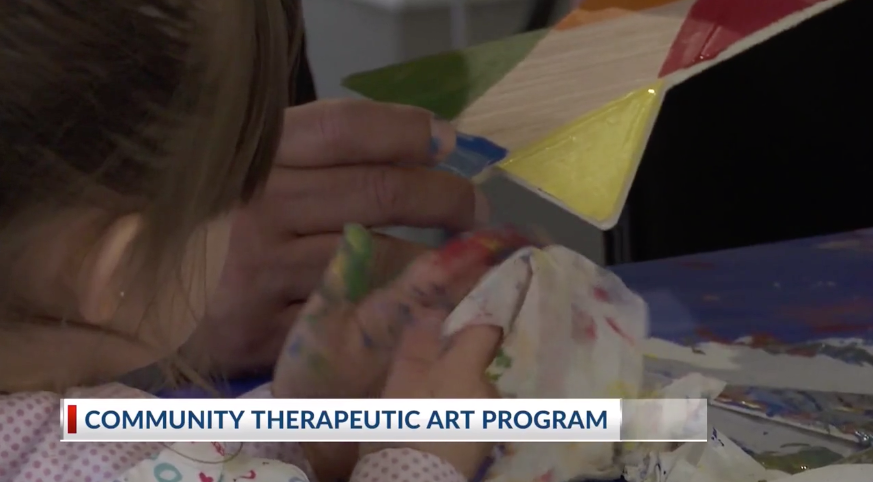 A community works to heal from August 3 tragedy through art