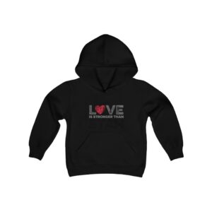 Youth Classic Logo Hooded Sweatshirt