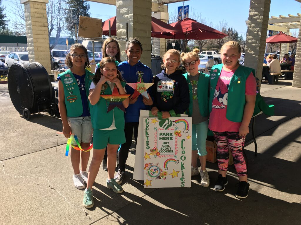 Girl Scouts Help Make the World a Better Place